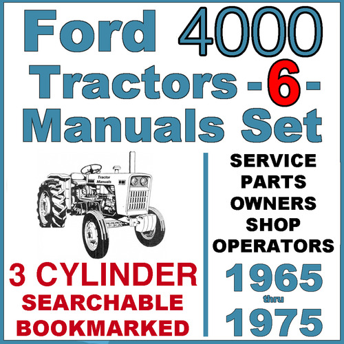 Ford 4000 3 Cylinder Tractor Service Parts Catalog Owners 6 Man. Pay For Ford 4000 3 Cylinder Tractor Service Parts Catalog Owners 6. Ford. 1974 Ford 4000 Tractor Diagrams At Scoala.co
