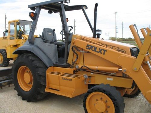 Case 580l Backhoe Seat : Case lxt series tractors illustrated parts catalog