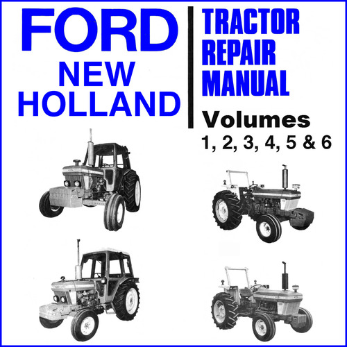 Ford Tractor 2600 Series : Ford parts manual autos we