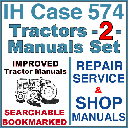 Ih international case 574 tractor repair service shop manual 2 pay for ih international case 574 tractor repair service shop manual 2 manuals fandeluxe Choice Image