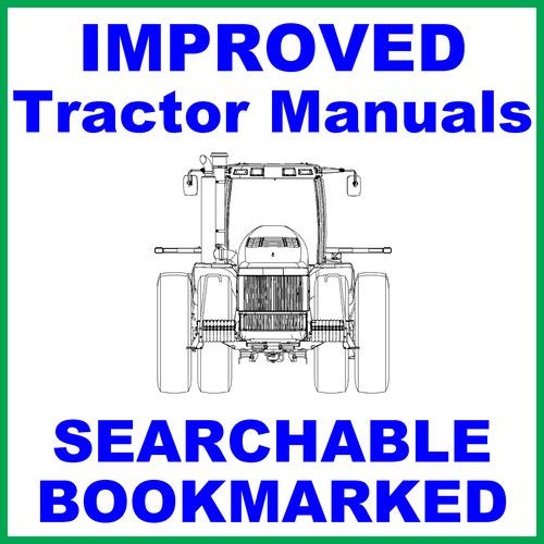 new holland t7000 series t7030 t7040 t7050 t7060 tractor operators rh tradebit com New Holland Square Baler New Holland T6050