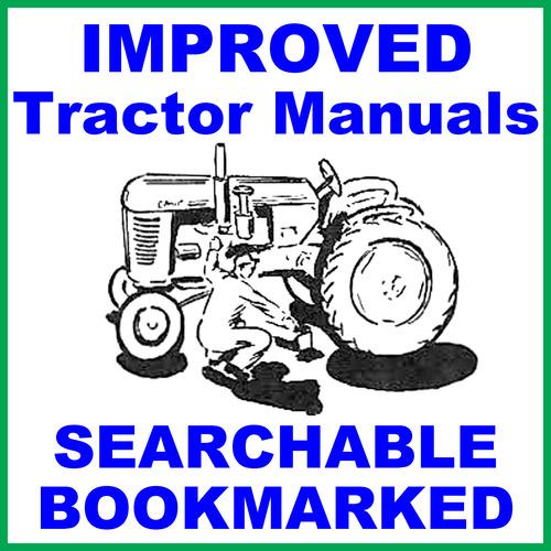 Heavy Equipment Manuals & Books CASE 530CK 530 CK TRACTOR ...