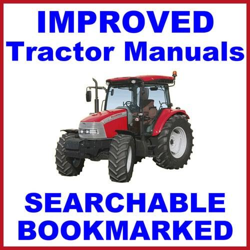 Pay for McCormick CX75 CX85 CX95 CX105 Tractor Repair & Operators Manual -2- Manuals - DOWNLOAD