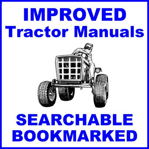 simplicity 4041 pow r max tractor operators owner instruction rh tradebit com