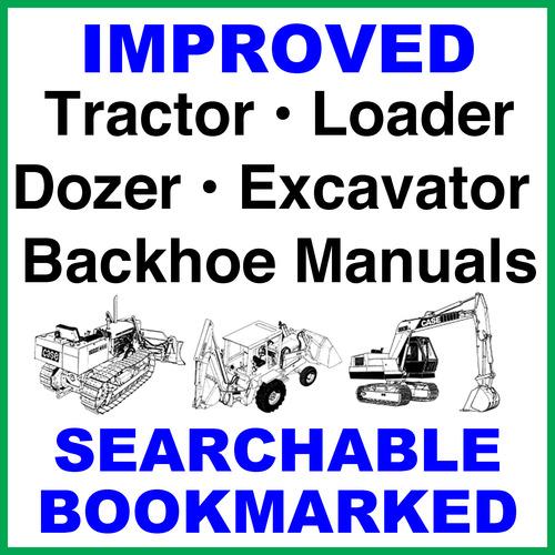 case l series 580l 580sl 580 super l 590 super l 590sl loader b rh tradebit com Owner's Manual Parts Manual