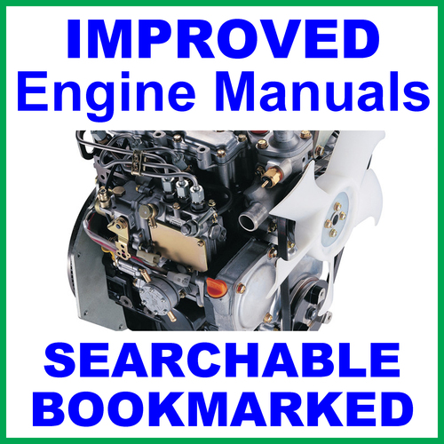 yanmar tnm 3tnm68 3tnm72 engine service repair manual. Black Bedroom Furniture Sets. Home Design Ideas