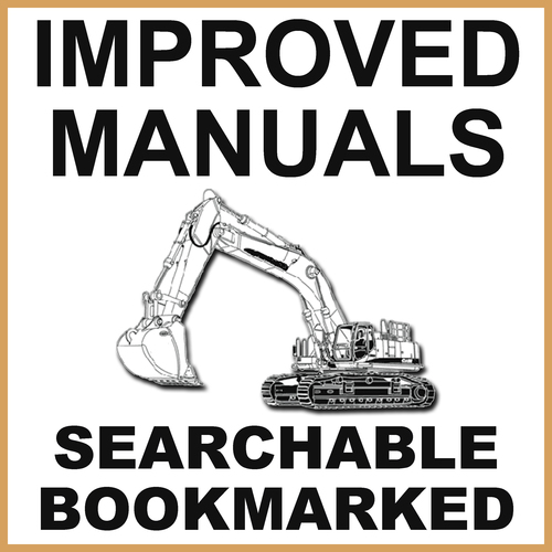 Pay for Collection of 2 files - Case CX31B & CX36B Compact Hydraulic Excavator FACTORY Repair Service Manual & Operators Manual - IMPROVED - DOWNLOAD