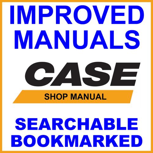 Pay for IH Case Magnum MX210 MX230 MX255 MX285 Tractor Factory Service Workshop Manual - IMPROVED - DOWNLOAD