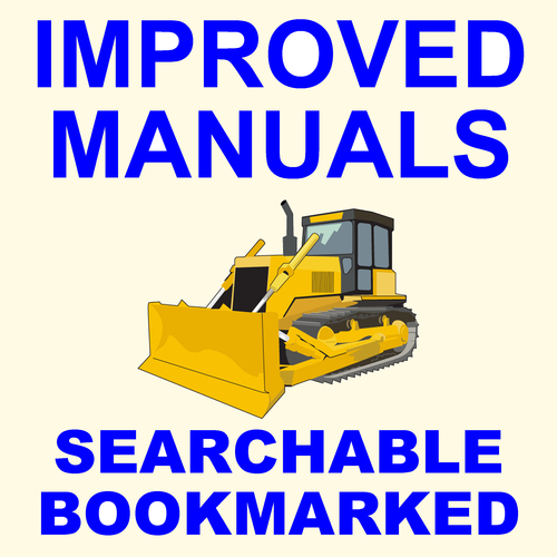 Pay for Collection of 2 files - Case 1850K Crawler Bulldozer Dozer Service Repair Manual & Operators Instruction Manual - IMPROVED - DOWNLOAD