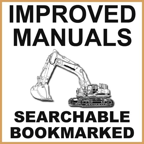 Case CX55B Tier 4 Workshop Repair Manual