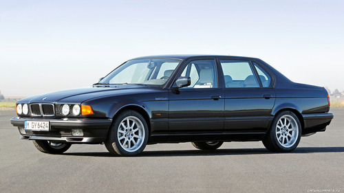Pay for Bmw E32 7 Series Workshop Service Repair Manual 1986-1995
