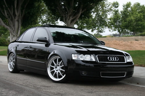 Audi A4 B6 B7 Service Repair Workshop Manual: 2000-2008