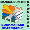 Thumbnail MerCruiser Mercury Marine GM 4, 6, V8 Cylinder Marine Engines Service Manual #03 - SEARCHABLE - DOWNLOAD