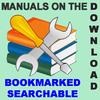 Thumbnail Mercury MerCruiser #13 GM 4 Cylinder Marine Engines Repair Service Manual - DOWNLOAD