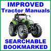 Thumbnail Deutz Fahr Agrotron 80 90 100 105 MK3 Tractor Workshop Service Repair Manual - DOWNLOAD