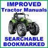 Thumbnail Deutz Fahr Agrotron 80 85 90 100 105 MK3 Tractor Workshop Service Repair Manual - IMPROVED - DOWNLOAD