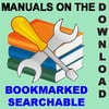 Thumbnail Yanmar SD40 SD50 Sail Drive Unit Repair Service Manual - IMPROVED - DOWNLOAD
