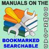 Thumbnail Yanmar SY Series Engine Repair Service Manual -2- MANUALS - IMPROVED - DOWNLOAD