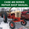 Thumbnail IH Case 400 Series Tractor Workshop Service Shop Repair Manual - DOWNLOAD