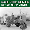 Thumbnail IH Case 700B Series Tractor Workshop Service Shop Repair Manual - DOWNLOAD