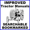 Thumbnail Collection of 3 files - Case 580E 580SE Tractor Service Manual & Parts Catalog & Operators Manual -3- MANUALS  - DOWNLOAD