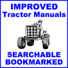 Thumbnail Collection of 3 files - Allis Chalmers 720 Tractor Repair & Operators Manual & Illustrated Parts Catalog -3- Manuals - DOWNLOAD