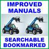 Thumbnail New Holland LM5030 Telehandler Service Repair Workshop Manual - IMPROVED - DOWNLOAD