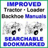 Thumbnail Collection of 2 files - Case 580N, 580SN, 580SN-WT, 590SN TLB Repair Service Manual & Operators Manual - DOWNLOAD