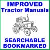 Thumbnail Collection of 2 files - IH International Case 784 Tractor FACTORY Repair Service Manual & Operator Manual - IMPROVED - DOWNLOAD