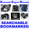 Thumbnail Kawasaki FC290V FC400V FC401V FC420V FC540V OHV 4-Stroke Engine Service Manual - IMPROVED - DOWNLOAD