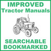 Thumbnail Collection of 2 files - Case 1070 Tractor FACTORY Repair Service Manual & Operators Manual - DOWNLOAD