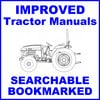 Thumbnail Yanmar EA2400 Diesel Tractor FACTORY Service Repair Manual - IMPROVED - DOWNLOAD
