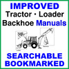 Thumbnail IH Model 2500B Pay Tractor, 2505B & 2510B Pay Loaders & 2514B Pay Hoe Operators Instruction Manual - IMPROVED - DOWNLOAD