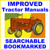 Thumbnail Massey-Harris MH Model 20 & 22 Tractor Shop Workshop Repair Manual - IMPROVED - DOWNLOAD