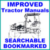 Thumbnail Collection of 2 files: Massey Ferguson 6150 Tractor Service Manual & Parts Catalog - IMPROVED - DOWNLOAD