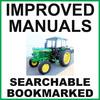 Thumbnail John Deere 2130 Tractor Illustrated Parts Catalog Manual - IMPROVED - DOWNLOAD