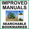 Thumbnail Deere 6000, 6010, 6020 Tractor Illustrated Parts Catalog Manual - IMPROVED - DOWNLOAD