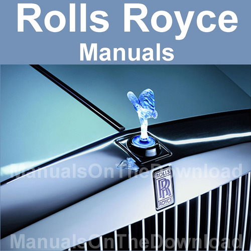 Pay for Rolls Royce Silver Cloud I II III Phantom V & Bentley Continental S S1 S2 S3 Service Manual - DOWNLOAD