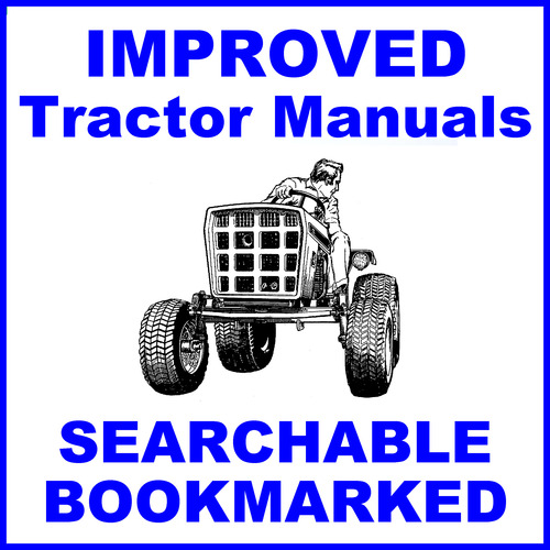 Allis Chalmers 720 Tractor Illustrated Parts List Manual Catalog - IMPROVED  - DOWNLOAD