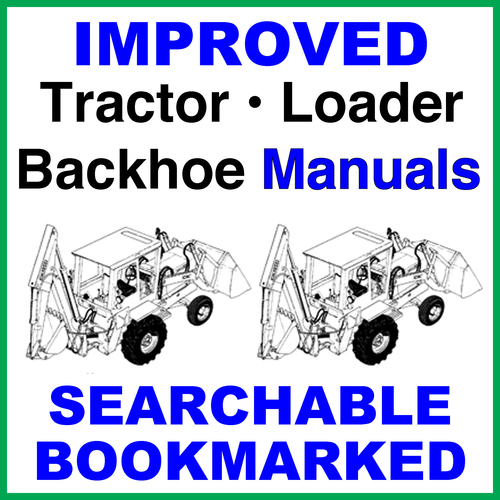 Pay for Collection of 2 files - Case 580N, 580SN, 580SN-WT, 590SN TLB Repair Service Manual & Operators Manual - DOWNLOAD