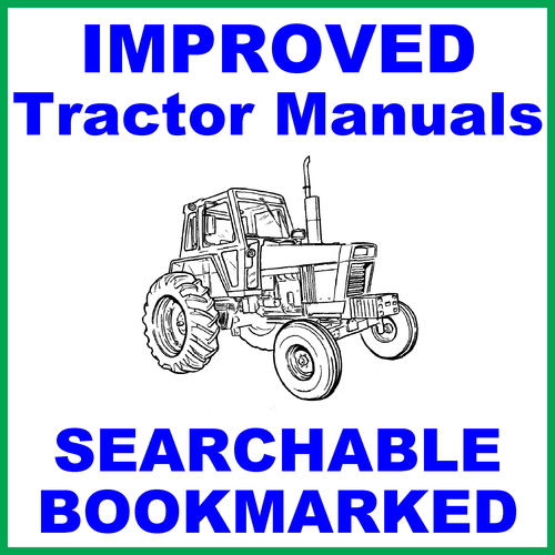Pay for Collection of 2 files - IH International Case 784 Tractor FACTORY Repair Service Manual & Operator Manual - IMPROVED - DOWNLOAD