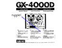 Thumbnail akai gx-4000d-sm  Service Manual !!!