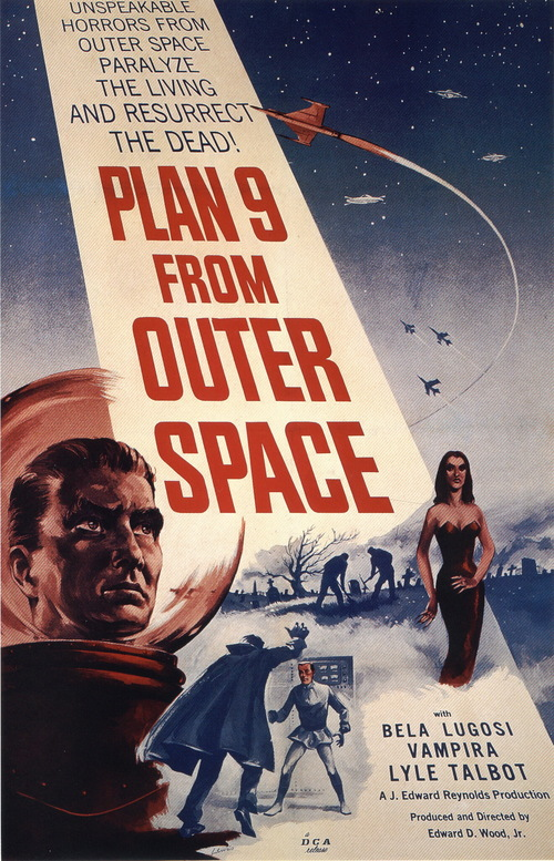 Pay for Plan 9 from Outer Space (Original 1959 Edition)