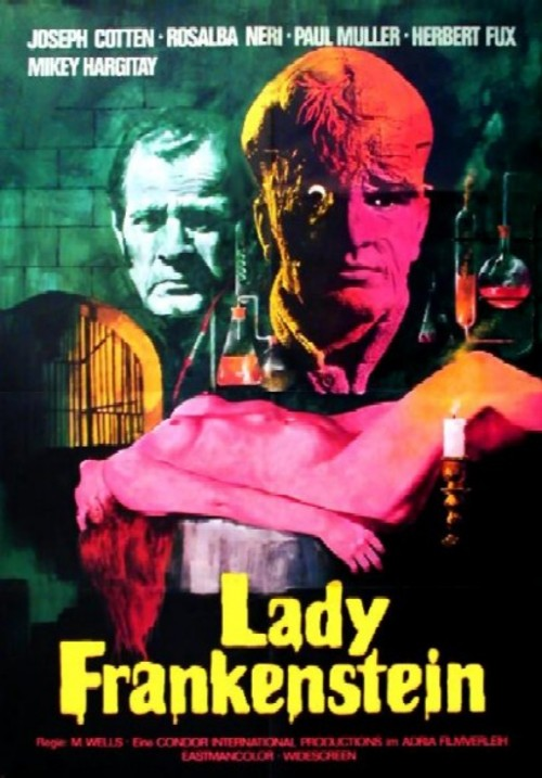 Pay for Lady Frankenstein (Original 1971 Edition)