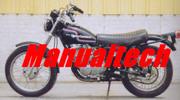 Thumbnail 1974-1978 Harley-Davidson SS/SX 175 250 Service Repair