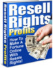 Thumbnail HOW TO MAKE A FORTUNE ONLINE WITH RESELL RIGHTS
