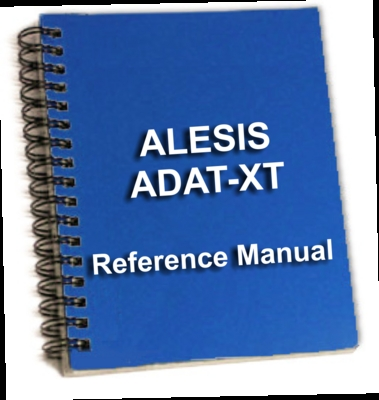 Pay for Alesis ADAT-XT Digital Multitrac Reference Manual ebook