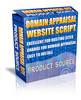 Thumbnail Domain Apparaisal Website Script MRR