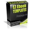 Thumbnail EZ Ebook Template Package MRR