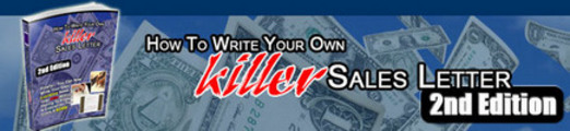 Thumbnail How To Write Your Own Killer Sales Letter
